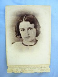 Alma Florine Jackson of Athens, GA