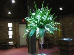 Church decor/Centrepiece