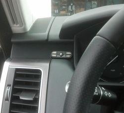 2014 Range Rover w/ Escort Radar Detector
