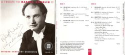 Chicago Symphony Orchestra - From The Archives, Vol.16: A Tribute to Rafael Kubelik II, 2-CD set (2002)