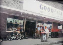 Goodyear Store, Hempstead