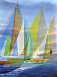 Island Sailing  2013