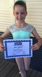 Lila of Leisa Payne School of Dance Mackay
