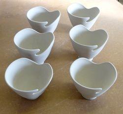 ~6 Asian Dinner Bowls ~