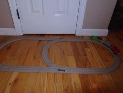 Thomas The Train: Trackmaster Tracks and Trains - $15