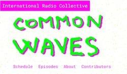 Common Waves Radio Tbilisi, Georgia