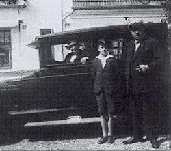 Vikens hotell 1925