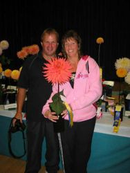 Paul & Cheryl Best AA in Show