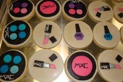 make up cookies $5.50 each