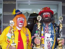 Beni Kedem clowns