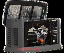 Planta Honeywell 20Kw Automatic Transfer Generator