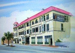 Hydro Grand Hotel Timaru
