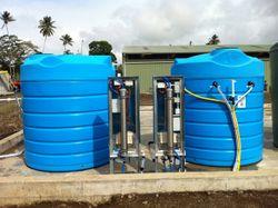 BLUE hydro HIPPO Recycle Units