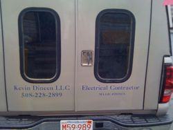 KEVIN DINEEN ELECTRICIAN