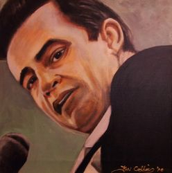 """Johnny Cash"", ""The man in black"", ""Musician"","