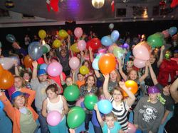 New Year's Eve Balloon Drop!!!