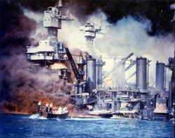 Pearl Harbor December 7 1941: