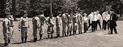 Blues Line-Up at Lakewood Park