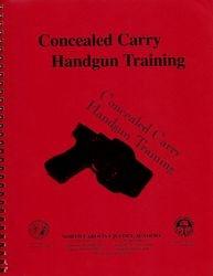 Concealed Carry Handgun Training Handbook