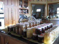 More jars...