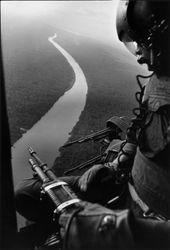 Aircraft Door Gunner: