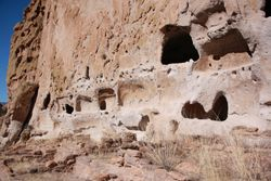 Bandalier National Monument NM