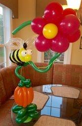 Balloon Sculpture Centerpiece