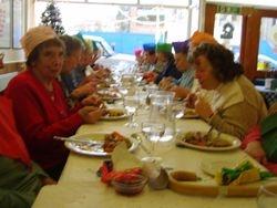 Women's Fellowship Christmas Meal 2007