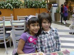 Naomi and Cade