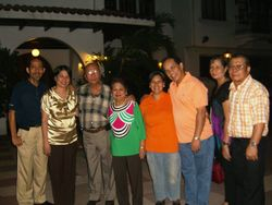 The owner of venue - Couple Rudy & Menie Ledesma with officers_1.2.10