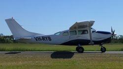 Cessna 205 VH-RYB
