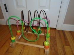 Ikea MULA Bead Roller Coaster - $6