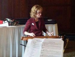 Terri Melton taught Beginning MD