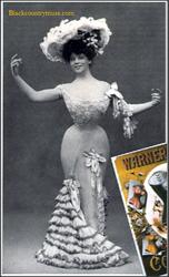 Ladies Fashions. 1912.