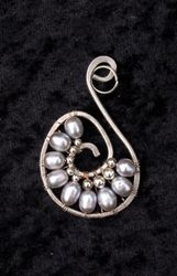 Sterling Silver with Freshwater Pearls
