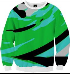Fresh mint sweatshirt