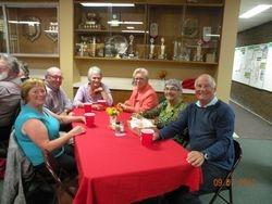 Elaine Crawford,WalterSteeves, Jane Howell, Noreen Bonnell, Nancy Cook, Pat Beggs, New Brunswick