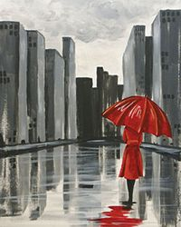 :The Red Umbrella""