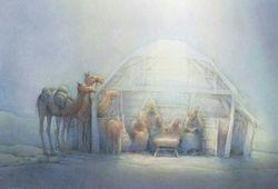 Der Stern von Bethlehem 2