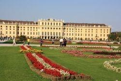Schonbrun Palace in Vienna
