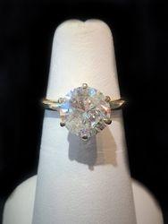 2.20ct diamond solitaire