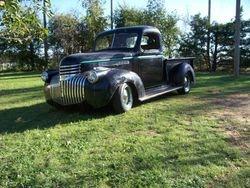 38.46 Chevy hot rod truck