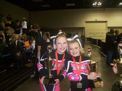 Youth Cheer Duo CC