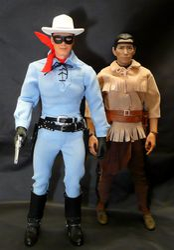 Lone Ranger by Alan G.