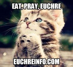 Eat, Pray, Euchre.