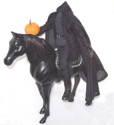 Custom Headless Horseman