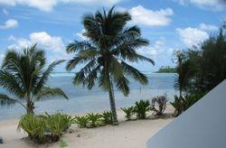Muri Beach Club Hotel plage 1