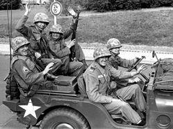 US. Troops still in Germany: