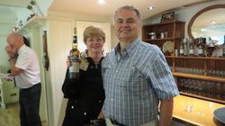 Glengoyne Distillery - wee dram