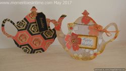 More Teapot Cards